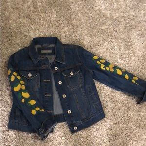 NWOT Denim Jacket